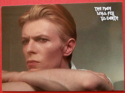 DAVID BOWIE - The Man Who Fell To Earth - PROMO #P3 - Unstoppable Cards 2013
