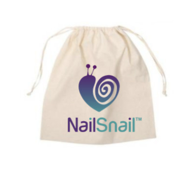 Canvas Nail Snail Bag for Safe & Clean Storage for 3-in-1 Baby Nail Trimmer 🇦🇺