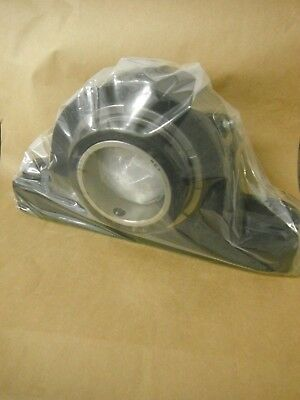 "Zep2307 Rexnord Pillow Block Bearing Unit 3-7/16"" Bore"
