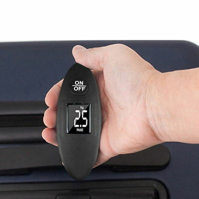 Travel 40KG/100G LCD Digital Hanging Luggage Scale Electronic Weight Portable