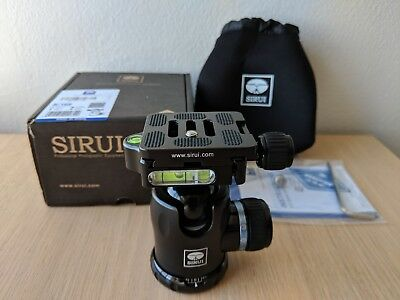 Sirui K-10x Ball Head - New never used