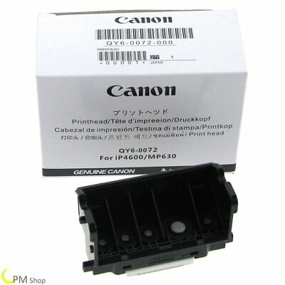 NEW Print Head QY6-0072 For Canon IP4600 IP4700 MP630 MP640 Replacement