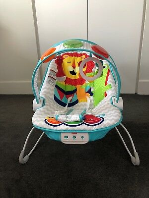 fisher price Kick N Play Musical Baby Bouncer