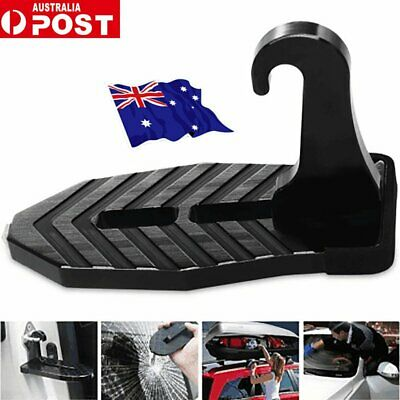 U Shape Vehicle Access Rooftop Doorstep Roof-Rack for Car Jeep SUV Safety S4