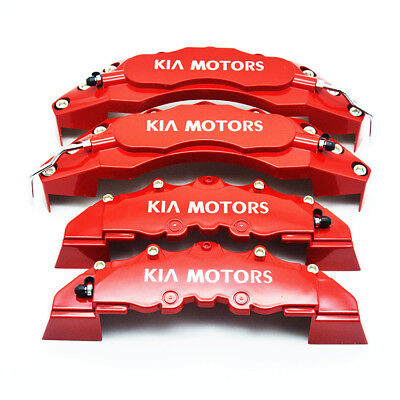 KIA Rio Forte Optima Soul Sportage Sorento Niro Pads Brake Calipers Covers
