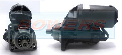 BRAND NEW STARTER MOTOR 24V 11 TOOTH DRIVE 4.5kW C/W DENSO TYPE UNIT VOLVO TRUCK