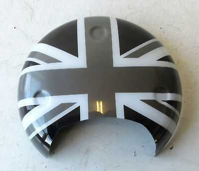 MINI Grey Union Jack Rev Counter Cover Cap for R56 R55 R57 R58 R59 R60 R61