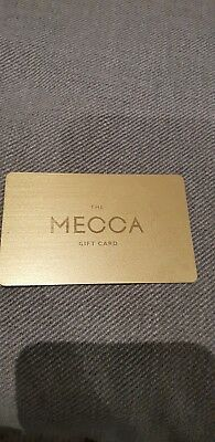 MECCA GIFT CARD value $ 70.00 EXP 12/19 Don't miss out !!!