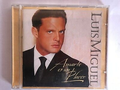 Luis Miguel Love Is Un Pleasure Cd 1999