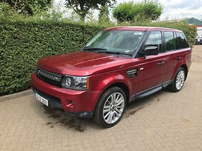Irish Range Rover Sport - 63,000 Miles. 3.0L Engine with 2012 face lift.