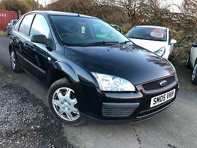 2005 Ford Focus 1.8 TDCi LX 5dr