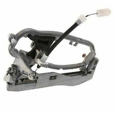 Bmw X5 E53 99-06 Outer Right Front Door Handle Carrier Mechanism 51218243616