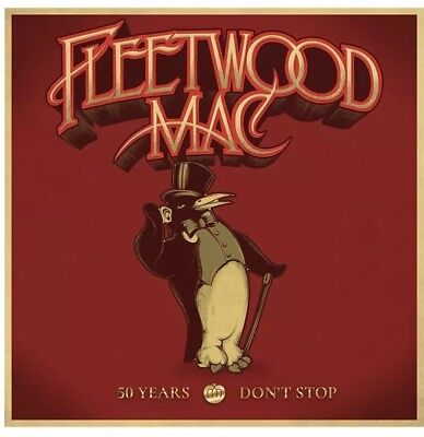 Fleetwood Mac: 50 Years Dont Stop - 3cd Deluxe Edition - New