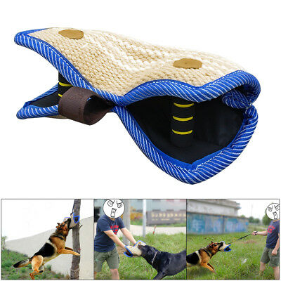 Durable Dog Bite Sleeve Arm Protection for Training Dogs K9 Schutzhund Police