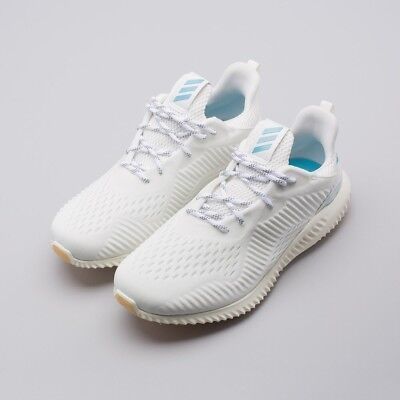 02d76e716 🔥 180 Women s Adidas AlphaBounce Parley 10 Running Shoes Non-dye ♻ white M