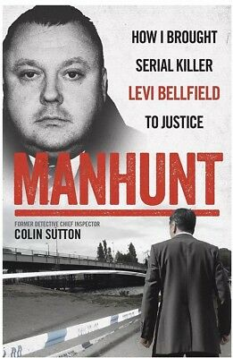 Manhunt By Colin Sutton - Paperback New