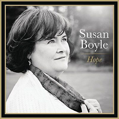 Susan Boyle - Hope CD NEW