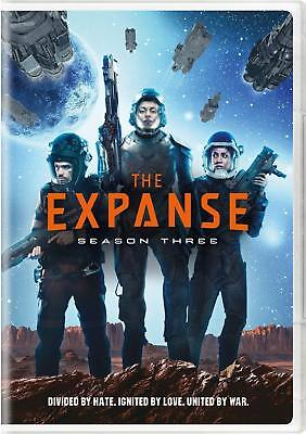 The Expanse Season 3 Three DVD Box Set Complete Collection Quick & Free Postage