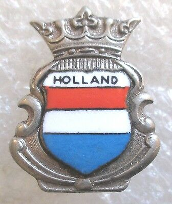 Vintage Holland - The Netherlands - Tourist Travel Souvenir Collector Pin