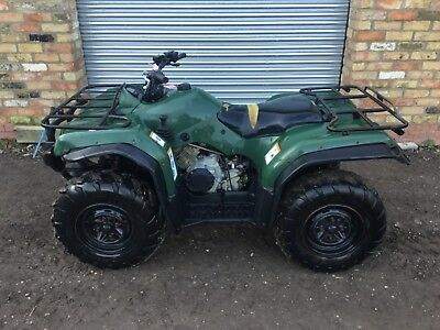 Yamaha grizzly 350 IRS 4x4 farm quad