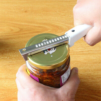 Adjustable Jar Lid Opener Stainless Steel Can Practical Can Seal Remover FMCA
