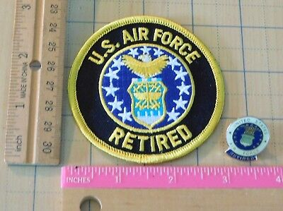 Collectibles Group Of 2 Usaf 14th And 15th Air Force Divisions Lapel Pins