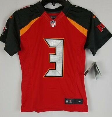 Brand New Youth Tampa Bay Buccaneers Jameis Winston Nike Limited Jersey fcfd10526
