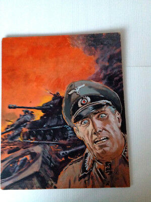 Original Comic Art of BATTLE PICTURE LIBRARY Cover #729