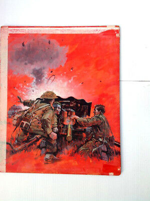 Original Comic Art of BATTLE PICTURE LIBRARY Cover #426
