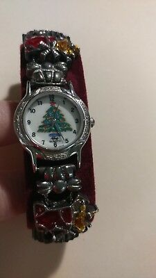 Faberge Christmas Watch