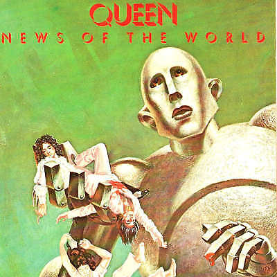 Queen - News of the world (Digital Remasters) **Sehr gut ** Rock
