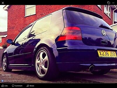 volkswagen golf mk4 gt tdi modified