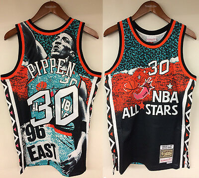 f939f5fbfbe 1996 NBA All-Star Game Scottie Pippen Mitchell & Ness Authentic Jersey