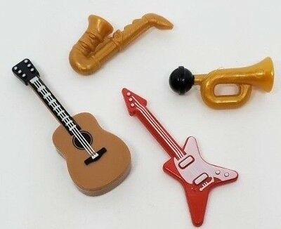 X1 LEGO GUITARS ACOUSTIC /& ELECTRIC YOU PICK
