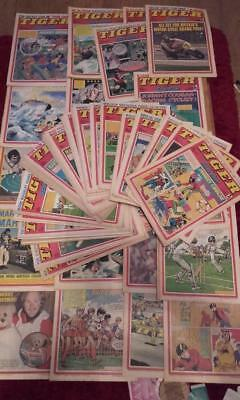 52 TIGER and SCORCHER 1977 Ashes Packer Boycott Greig Wade Wimbledon Hunt Sheene