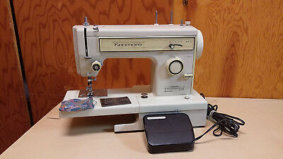 Kenmore 1211 Heavy-duty Sewing Machine Leather Upholstery Denim Serviced