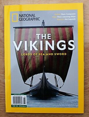 National Geographic 2018/2019; Vikings, Lords of Sea and Sword; Special