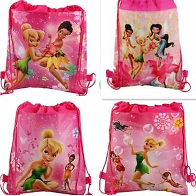 Disney Tinkerbell Goody Bag Birthday Party Favor Supply Gift Bags NEW free