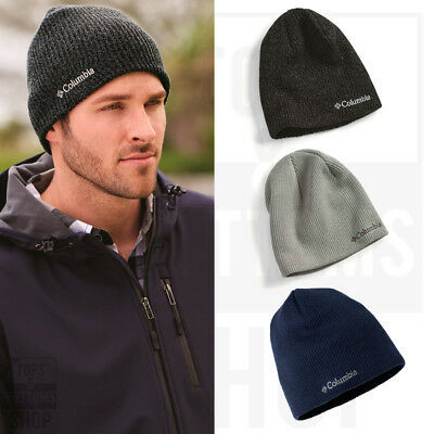 Columbia Whirlibird Watch Cap Knit Beanie Cap One Size Unisex - 118518 ead2c233449
