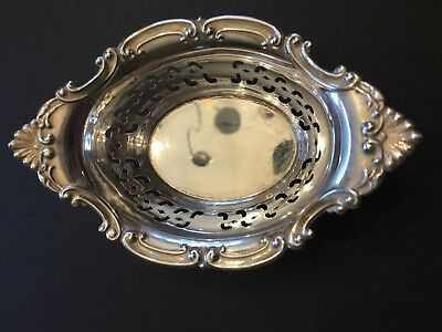Gorham Sterling Silver Cromwell Candy / Nut Dish, 4780 No Monogram