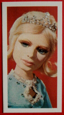 Barratt THUNDERBIRDS 2nd Series Card #47 - Lady Penelope's 21st Century Fashions