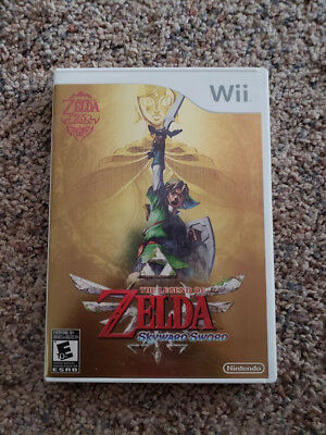 Legend of Zelda: Skyward Sword Gold Remote Bundle (Nintendo Wii, 2011)
