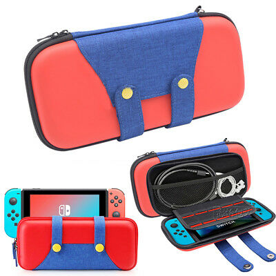 For Nintendo Switch Portable Travel Carry Case Cover Bag Protector shockproof