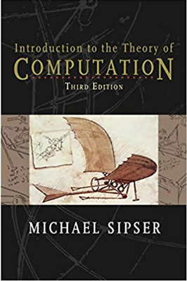 |e-Version| Introduction to the Theory of Computation 3rd Ed by Sipser