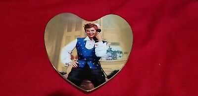 Hamilton Plate - Loving Lucy Collection - Chatterbox Ricardo By Morgan #1225A