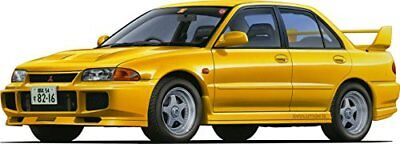 Fujimi ID34 Mitsubishi Lancer Evolution III GSR Plastic Model Kit from Japan NEW