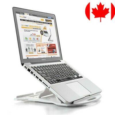 PrimeCables® 360 Degree Rotating Height Adjustable Laptop Stand