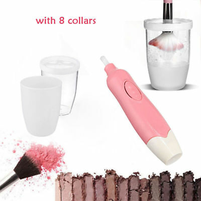 Make Up Brush Electric Cleaner Dryer Sets Cosmetic Auto Clean Dry Washing Tools