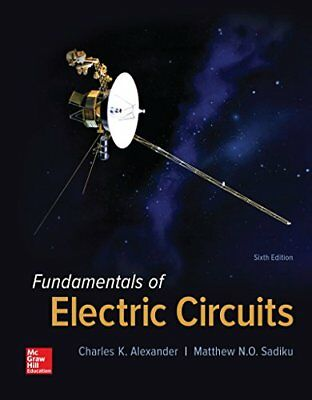 |e-Version| Fundamentals of Electric Circuits 6th Ed by Alexander & Sadiku