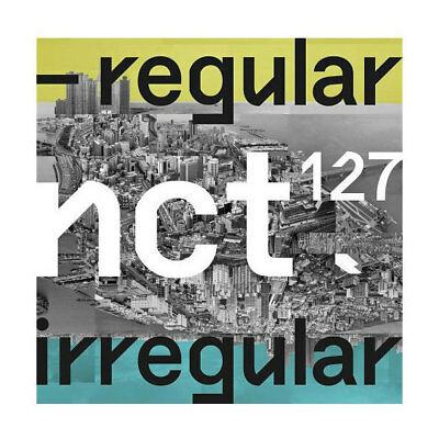 NCT #127 REGULAR-IRREGULAR by NCT 127 The 1st Album [Irregular Ver.]
